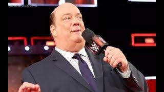 Paul Heyman Is 'Very High' On Pushing WWE Superstar