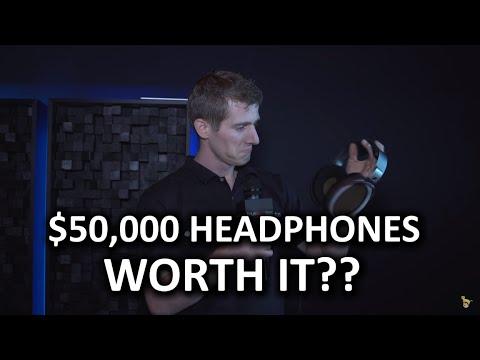 Sennheiser Orpheus $50,000 Headphones - CES 2016 - UCXuqSBlHAE6Xw-yeJA0Tunw