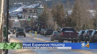 Breckenridge Named Third Most Expensive Small Town To Live In