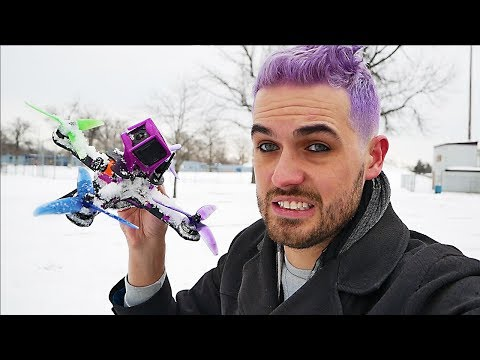 CRASHING DRONES IN SNOW! - UCHxiKnzTyzE9Qez8ZGpQbPQ