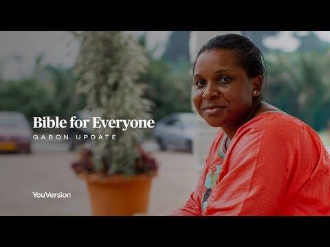 Bible for Everyone: Gabon Update