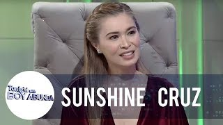 Sunshine Cruz shares about a ridiculous rumor linking her with Karla Estrada | TWBA