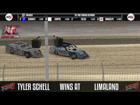 Dirt Slingers Racing League Wednesday Night Warriors UMP Series @ Limaland - dirt track racing video image