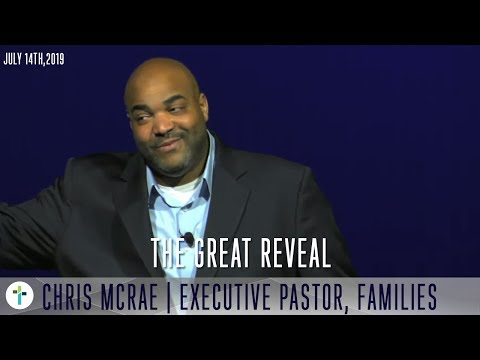 The Great Reveal - Who Jesus Is!  Chris McRae  Sojourn