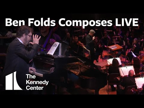 Ben Folds Composes a Song LIVE for Orchestra In Only 10 Minutes - UCeJesXuEK5ERsyh-0DvM4PQ