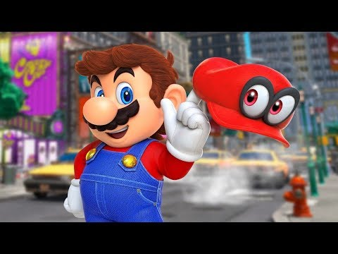 Super Mario Odyssey: Pre-Launch Gameplay Livestream - IGN Plays Live - UCKy1dAqELo0zrOtPkf0eTMw