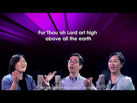 Worship with COOS (Ascribe & I Exalt Thee)
