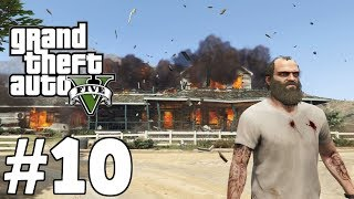 The O'Neil Brothers : Grand Theft Auto 5 Story Mode Walkthrough Part 10 : GTA 5 Gameplay (PS4)