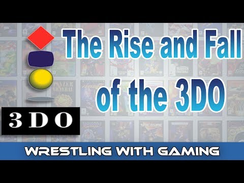 The Story Of The 3DO - The Console Born From EA's Founder & Makers of The Atari Lynx & Amiga 1000 - UCI7H1H_8lnxonZ1vIyfvAcg