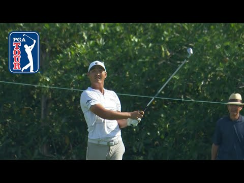 Danny Lee Highlights | Round 4 | Mayakoba 2018