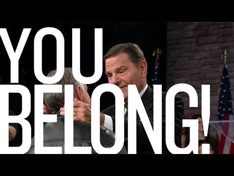 You Belong Here! 2019 Southwest Believers' Convention by Kenneth Copeland Ministries