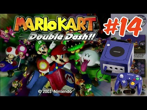 Retrocasameva #14 - Mario Kart: Double Dash (Recopa) [GameCube]