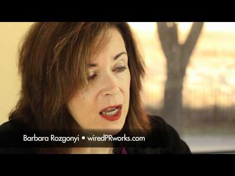 Barbara Rozgonyi on B2B versus B2C Social Media Marketing