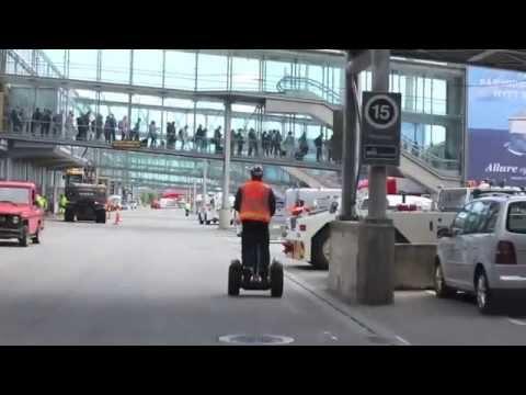 Bli med Airport Patrol ut på tur