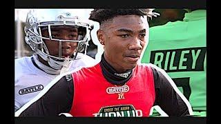 🔥🔥 TOP Incoming Freshman Wide Receiver In Cali ?? Malachi Riley '23 | OG Ducks | Calabasas  High