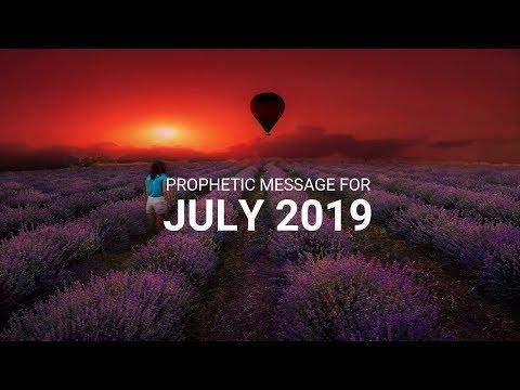 Prophetic Word July 2019
