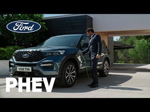 Jak nabíjet elektromobil doma| Domácí nabíjení PHEV | Ford Česká republika
