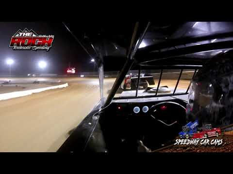 #44 Tommy Gregory - Open Wheel - 6-26-21 Rockcastle Speedway - In-Car Camera - dirt track racing video image