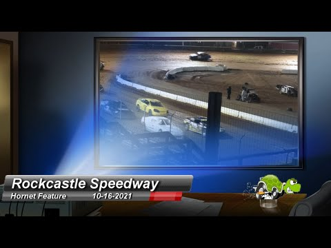Rockcastle Speedway - Hornet Feature - 10-16-2021 - dirt track racing video image