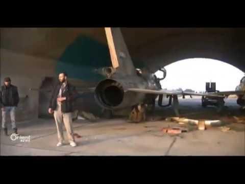 25 قتيلا من ميليشيا حزب الله وإيران بقصف إسرائيلي على مطار الضبعة العسكري