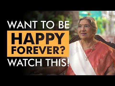 The Choice of Being Happy   Dr. Hansaji Yogendra