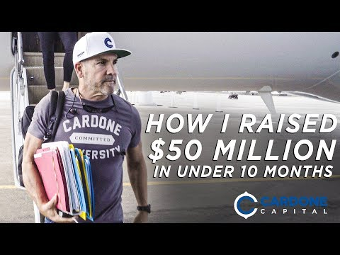 How I raised $50 Million in Less than 10 Months - Grant Cardone photo