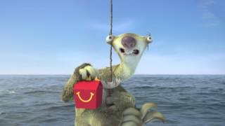 Ice Age Continental Drift Is At Mcdonalds Youtube