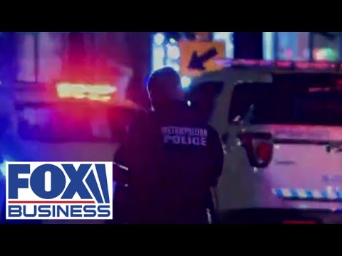 Gunfire in DC highlights nation's crime surge