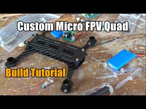 Custom Micro FPV Quad: Build Tutorial - UC2c9N7iDxa-4D-b9T7avd7g