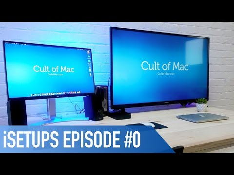 iSetups Episode #00 | New Series Announcement + Cult of Mac's New Setup