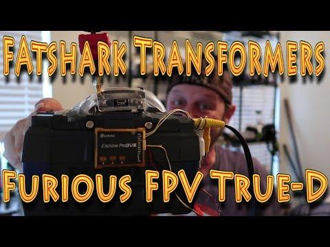 HowTo: FatShark Transformer FSV1101 to FuriousFPV True-d receiver!! (04.09.2018) - UC18kdQSMwpr81ZYR-QRNiDg