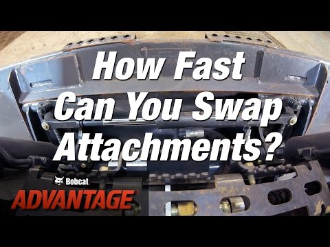 Fast Attachment Changes: Bobcat vs. Other Loader Brands