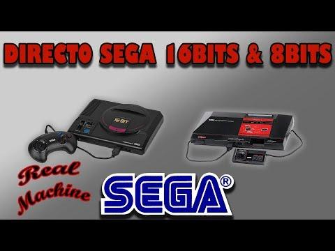 Directo SEGA 16Bits y 8Bits