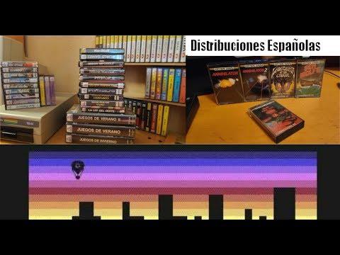 Distribuidoras de Software españolas en los 80 (III) --- Commodore 64 Real 50Hz