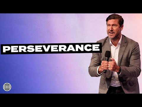 Persevere With The Peace of God  Nathanael Wood  Hillsong Church Online