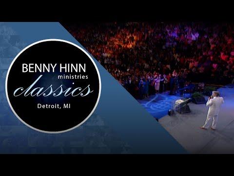 Benny Hinn Ministry Classic - Detroit, MI 2005