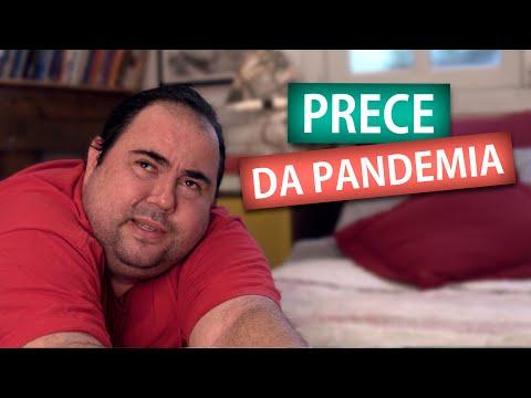 PRECE DA PANDEMIA | Amigos da Luz