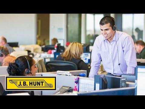 J.B. Hunt Culture:  Careers