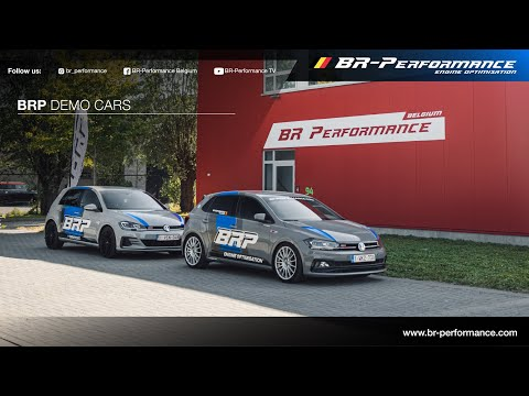 BRP Demo Cars / Golf GTI & Polo GTI By BR-Performance
