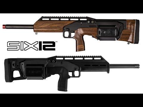 Vantage Arms SIX12 bullpup style 12-gauge shotgun