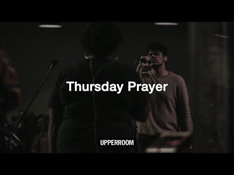 UPPERROOM Thursday Prayer (RE-BROADCAST)