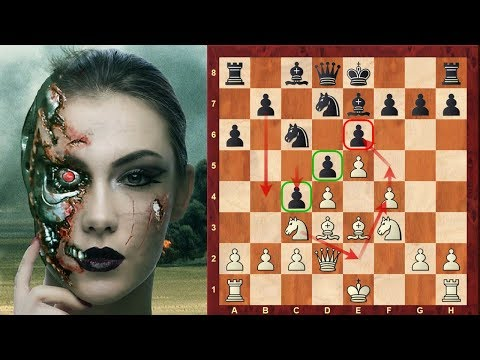 Outrageous Artificial Intelligence: (G6: French Defence) : DeepMind's AlphaZero crushes Stockfish