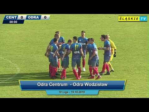 [mecz] Odra Centrum - Odra Wodzisław 1:2