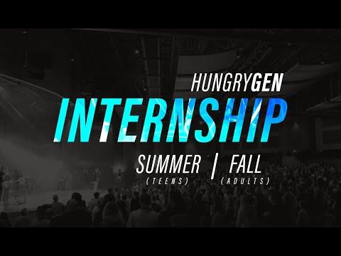 HungryGen Internship 2019