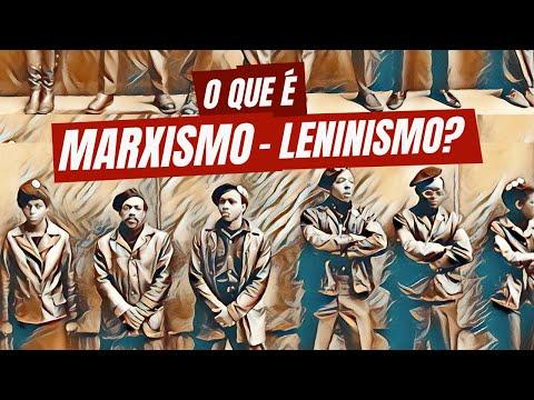O que é marxismo-leninismo?