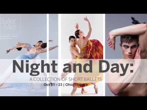 BalletMet presents Night and Day: A Collection of Short Ballets