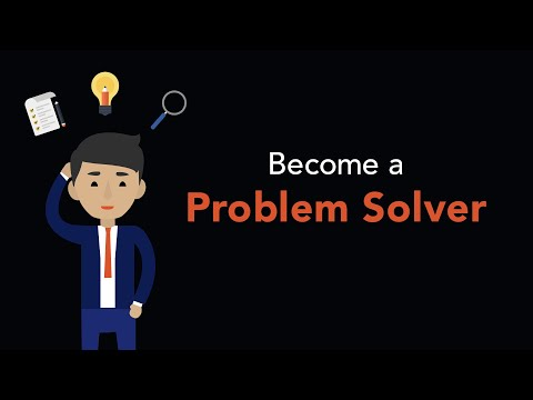 How to Become a Problem Solver  Brian Tracy
