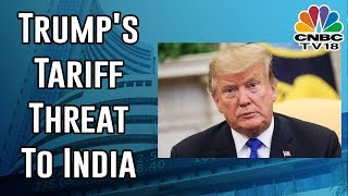 Trump Accuses India Of Imposing Tariffs On American Products; Says 'No Longer Acceptable'