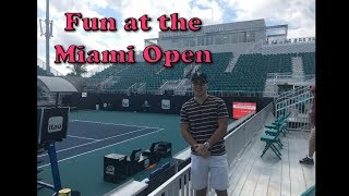 My Trip to the New Miami Open