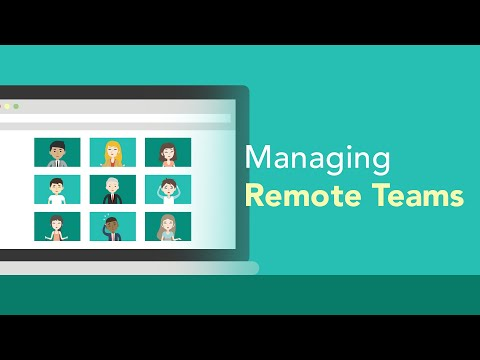 5 Tips for Leading a Remote Team  Brian Tracy
